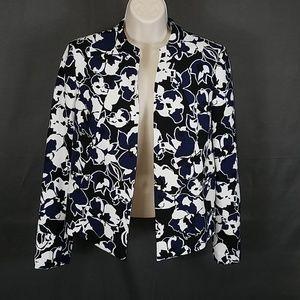 3 for $10- Kasper size 6 open jacket